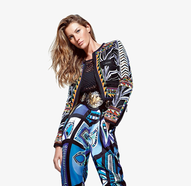 emilio pucci spring 2014 campaign2 More Photos of Gisele Bundchen in Emilio Puccis Spring 2014 Ads