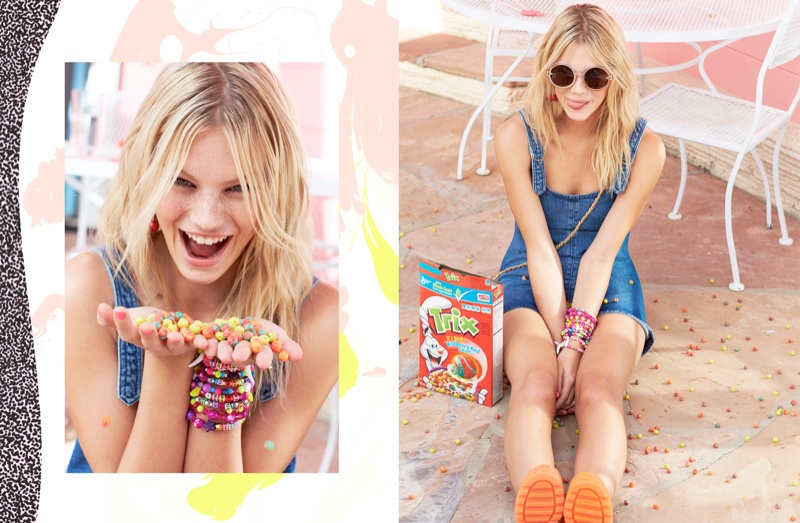 festival lookbook nasty gal5 Nadine Leopold Gets Ready for Festival Season with Nasty Gal Shoot