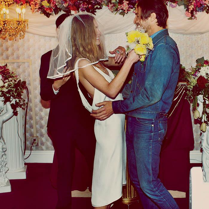 Week In Review Irina Amp Tattoos Erin Gets Married