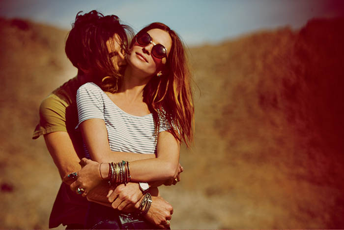 free people wedding11 Erin Wasson Has a Vegas Wedding in Free Peoples March Lookbook