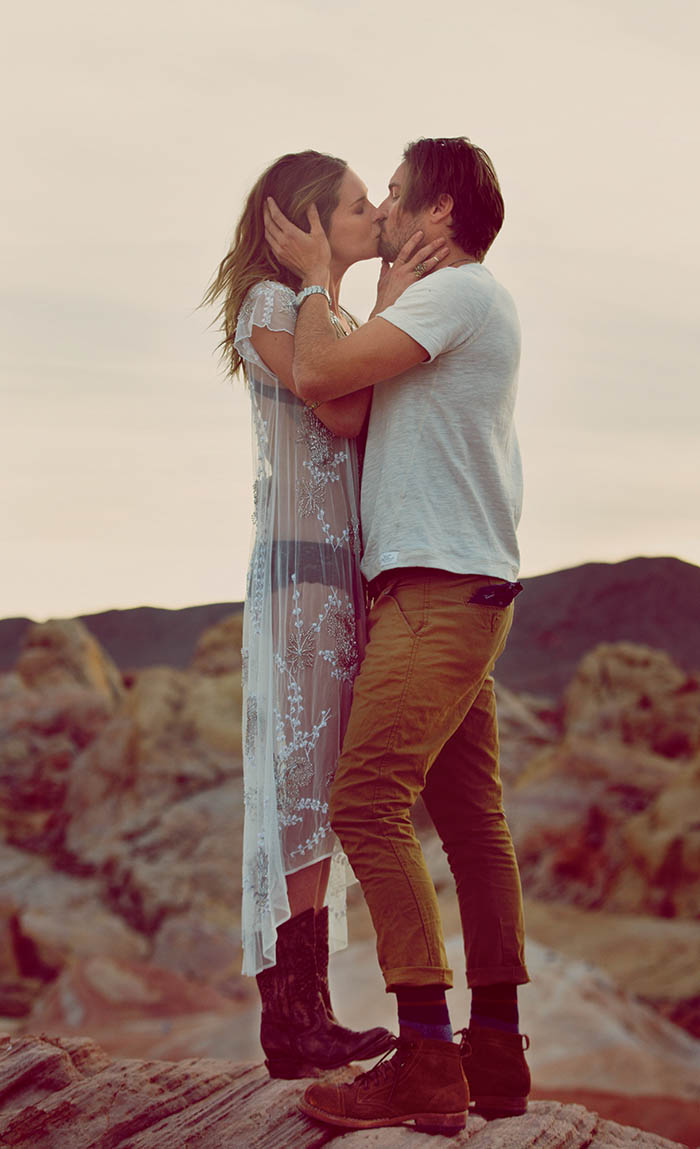 free people wedding14 Erin Wasson Has a Vegas Wedding in Free Peoples March Lookbook