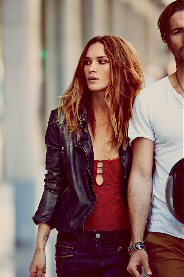 Erin Wasson Has a Vegas Wedding in Free People's March Lookbook