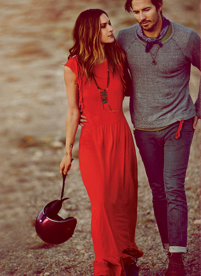free people wedding7 Erin Wasson Has a Vegas Wedding in Free Peoples March Lookbook