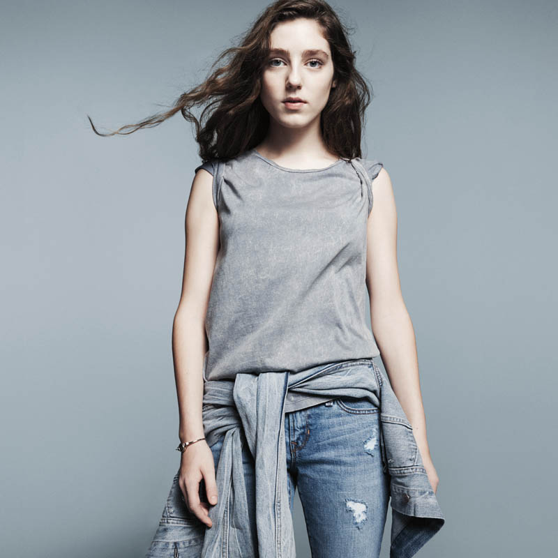 gap spring 2014 campaign2 Go Behind the Scenes on Gaps Lived In Campaign