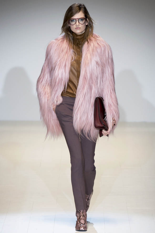 gucci fall winter 2014 show13 Gucci Fall/Winter 2014 | Milan Fashion Week