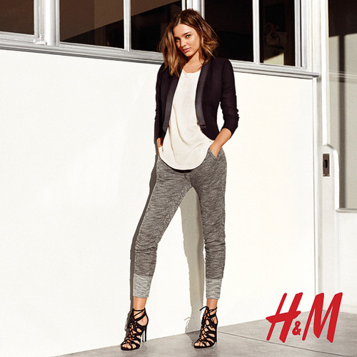 hm miranda kerr photos4 More Photos Surface from Miranda Kerrs Spring H&M Ads