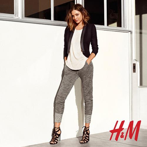 Image: Miranda Kerr for H&M's spring 2014 campaign