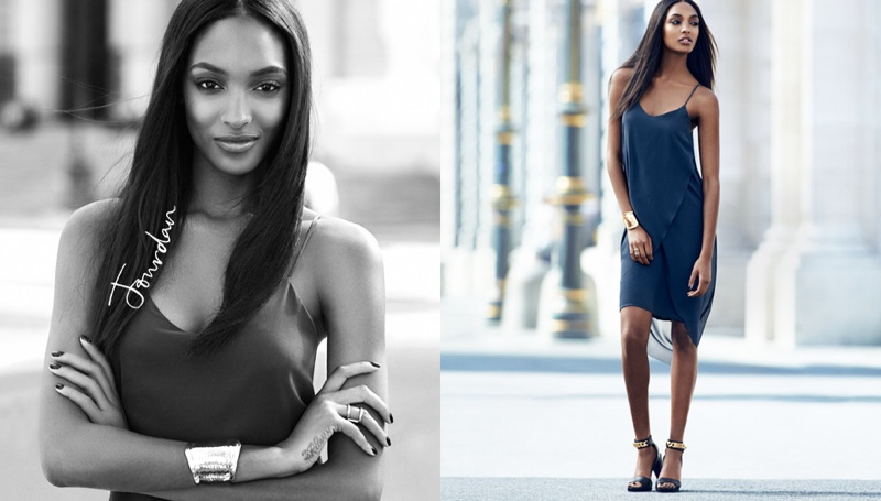 "Nadja, Jourdan, Sui + Andreea Are H&M's ""New Icons"""