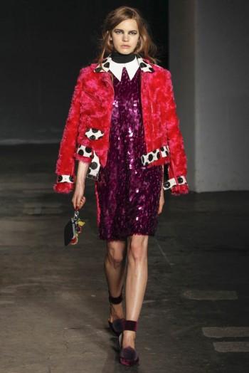 House of Holland Fall/Winter 2014 | London Fashion Week