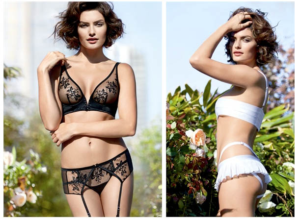 intimissimi alyssa miller campaign8 Alyssa Miller Wows for Intimissimi Spring/Summer 2014 Campaign
