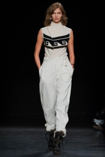 Isabel Marant Fall/Winter 2014   Paris Fashion Week