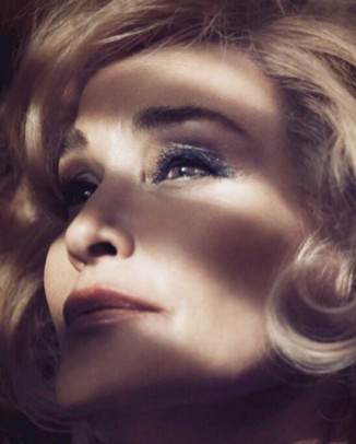 jessica lange marc jacobs1 326x406 The Face Season 2: Meet Dominican Beauty Sharon