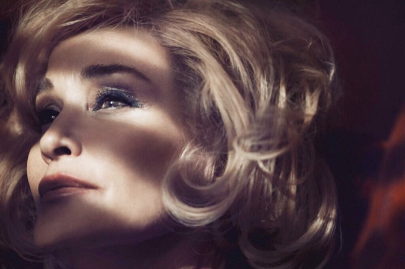 jessica lange marc jacobs1 64 Year Old Jessica Lange Looks Gorgeous in Marc Jacobs Beauty Campaign