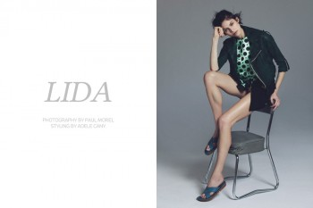 Lida Fox by Paul Morel for Fashion Gone Rogue
