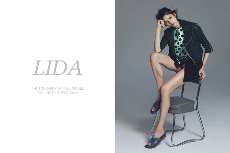 lidia fox1 Lida Fox by Paul Morel for Fashion Gone Rogue