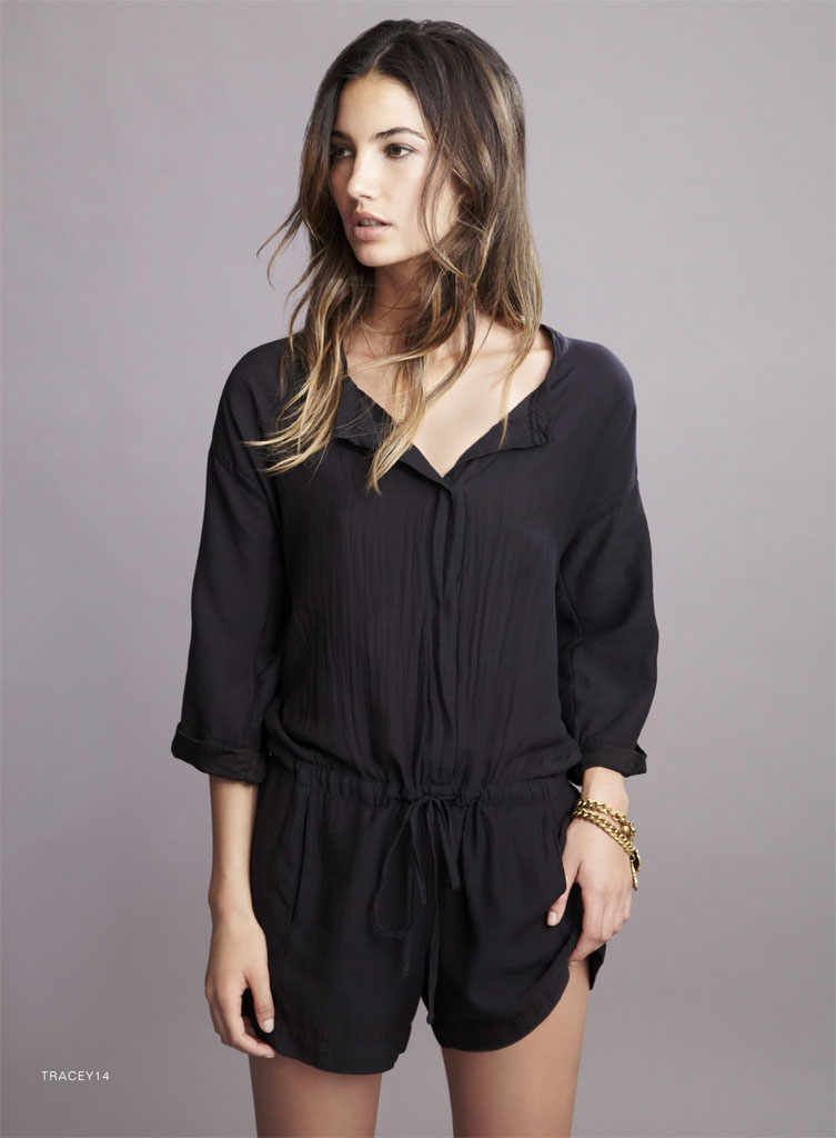 lily velvet lookbook21 Lily Aldridge Teams Up with Velvet for Spring 2014 Collection