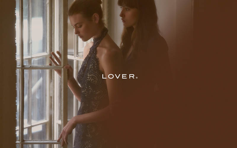 lover fall 20143 Montana Cox & Annabelle Harbison Star in Lover La Femme by Steven Chee