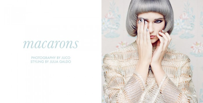 macarons juco updated 700x357 The Face Season 2: Meet Dominican Beauty Sharon