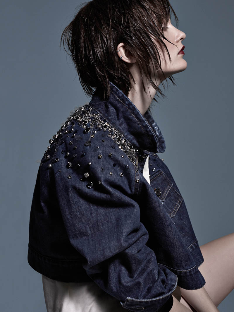 Ida Dyberg by Mariya Pepelanova for Fashion Gone Rogue