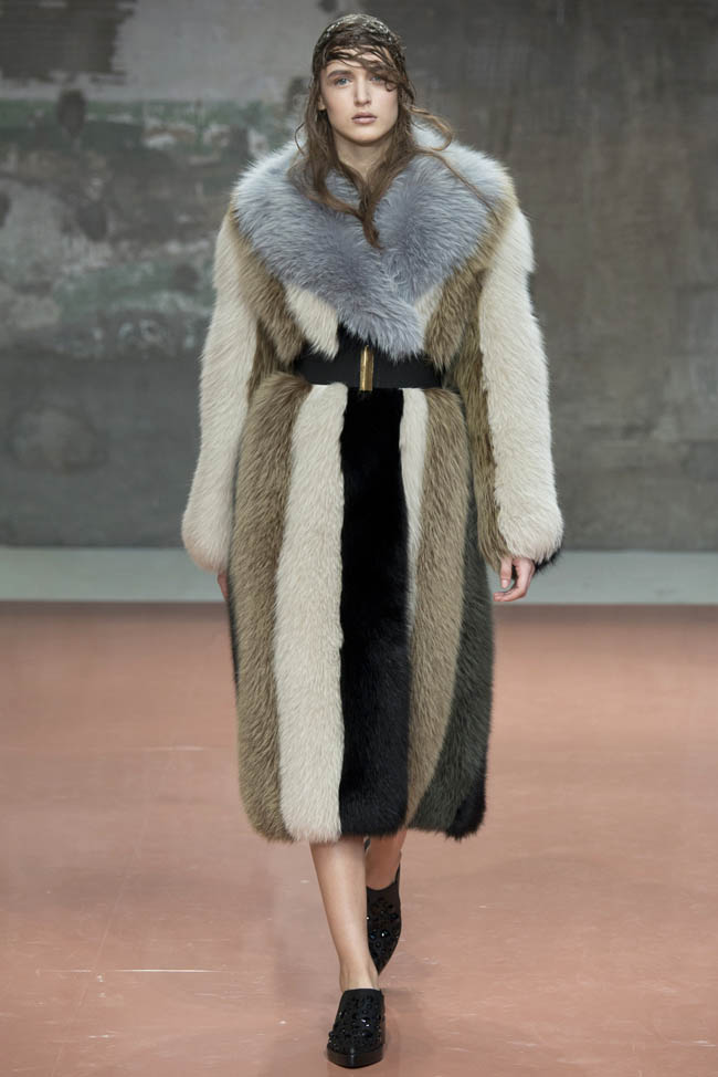 marni fall winter 2014 show30 Top 5 Fall/Winter 2014 Trends From Paris, London, New York & Milan