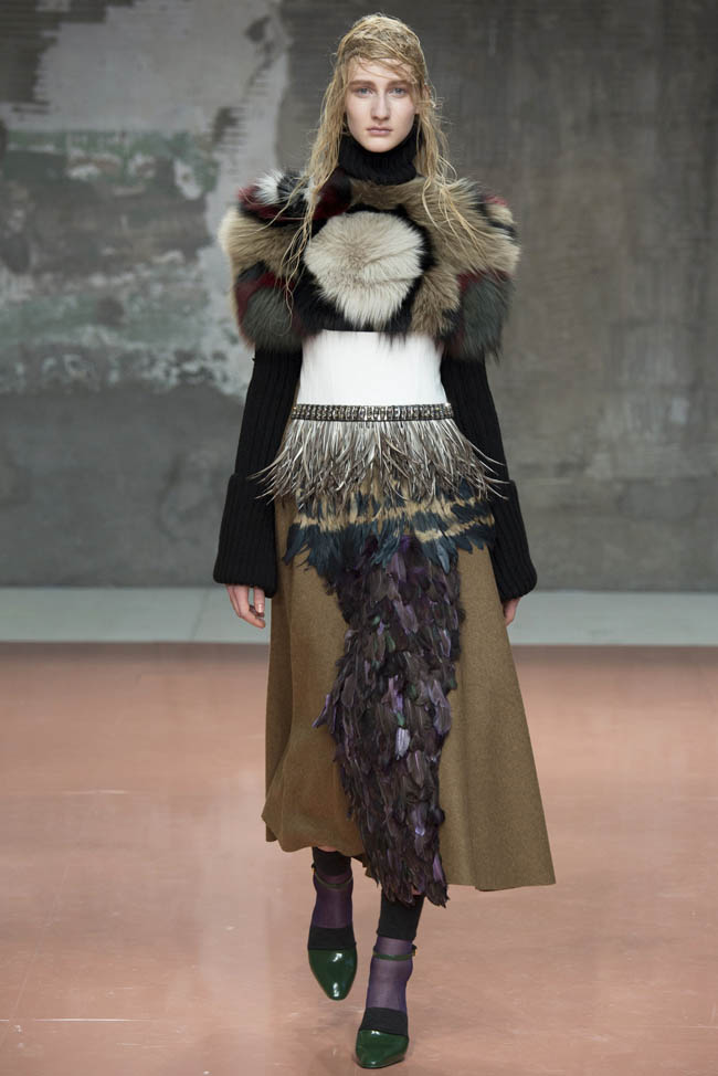 marni fall winter 2014 show40 Marni Fall/Winter 2014 | Milan Fashion Week