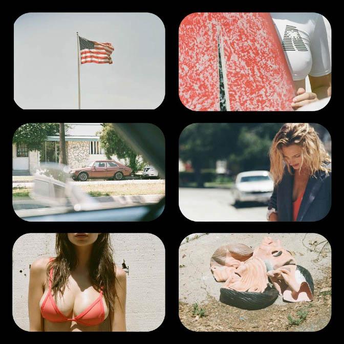 Emily Ratajkowski is Ready for Beach Season in Minimale Animale's Spring Lookbook