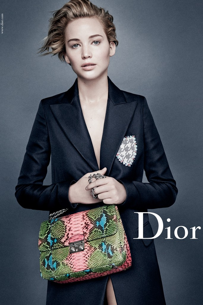 miss dior jennifer lawrence photos1 See Jennifer Lawrences Third Miss Dior Campaign