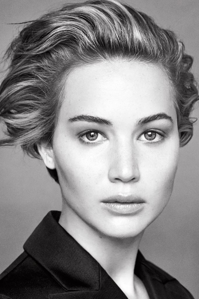 miss dior jennifer lawrence photos2 See Jennifer Lawrences Third Miss Dior Campaign