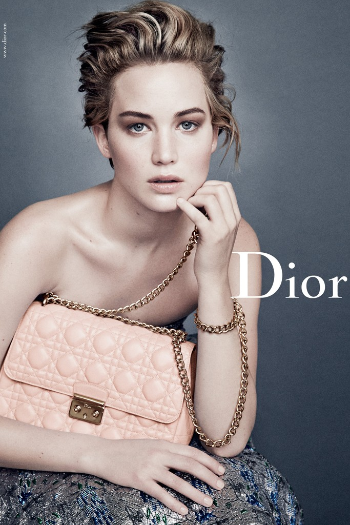miss dior jennifer lawrence photos3 See Jennifer Lawrences Third Miss Dior Campaign