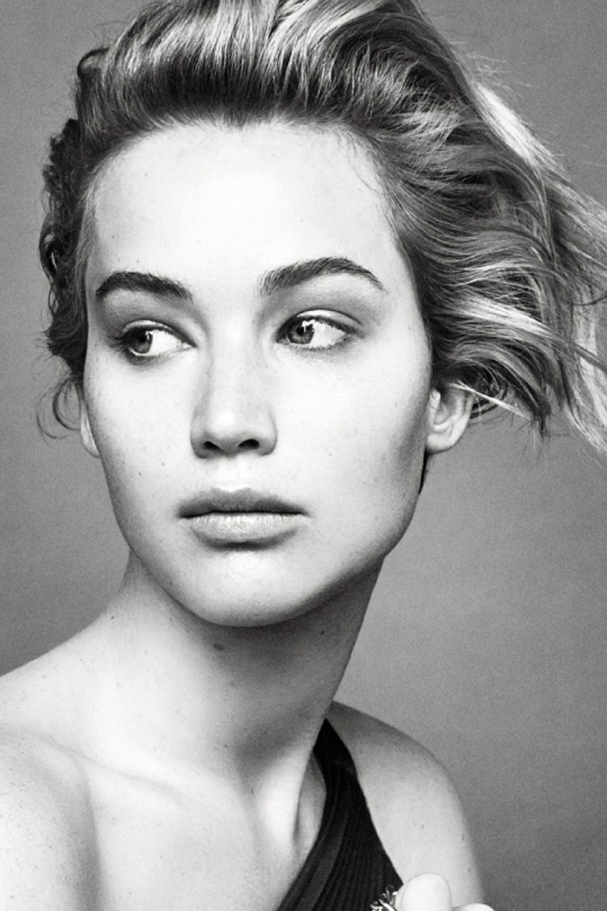 miss dior jennifer lawrence photos4 See Jennifer Lawrences Third Miss Dior Campaign