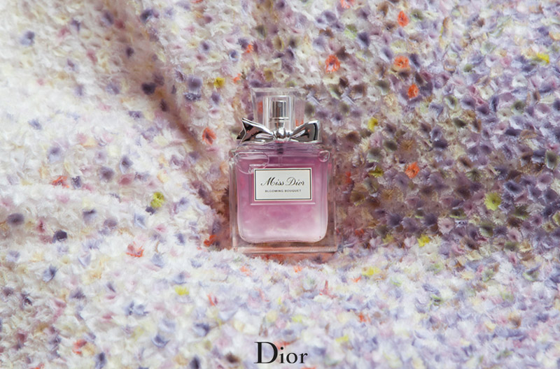 miss dior natalie portman6 Natalie Portman Enchants in Miss Dior Blooming Bouquet Perfume Shots
