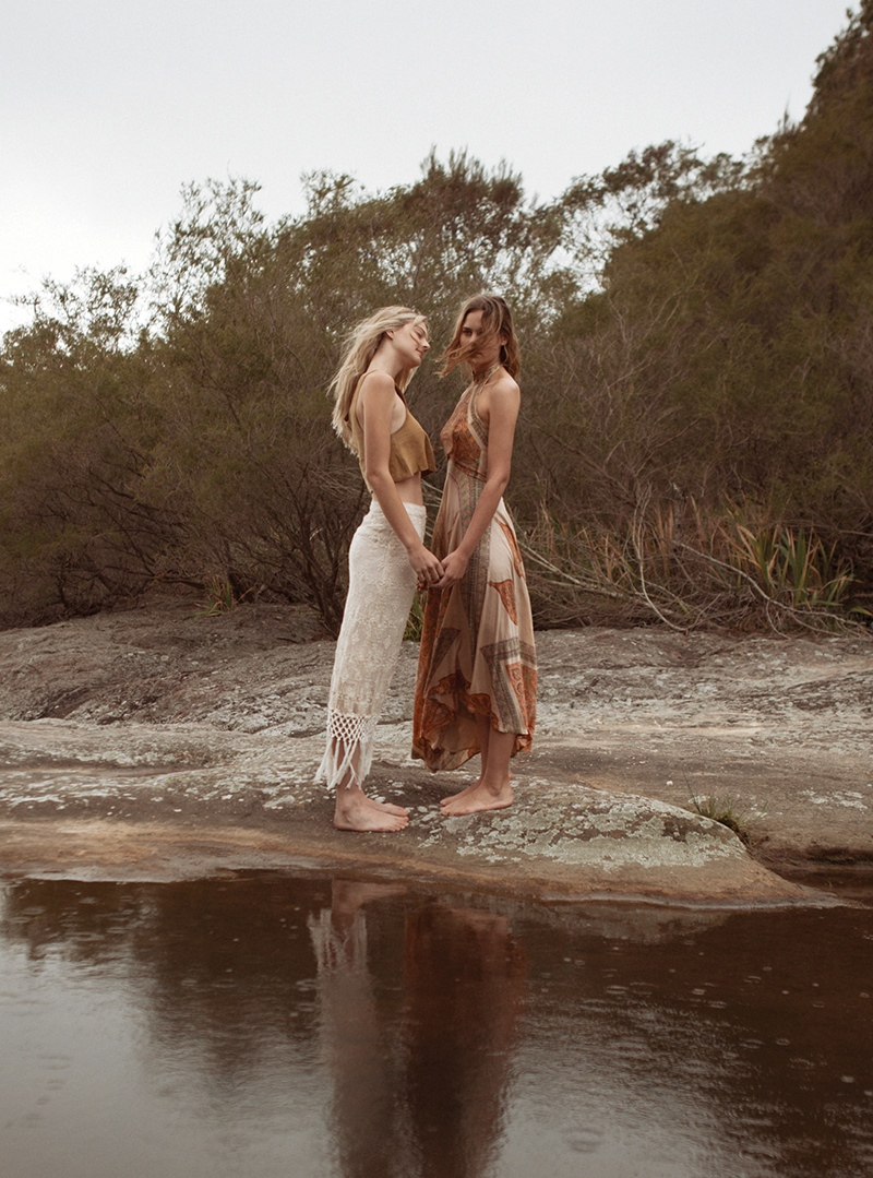 natalie cottee dreamers6 Abbie Weir & Taylah Roberts Are Dreamers for Natalie Cottee Shoot
