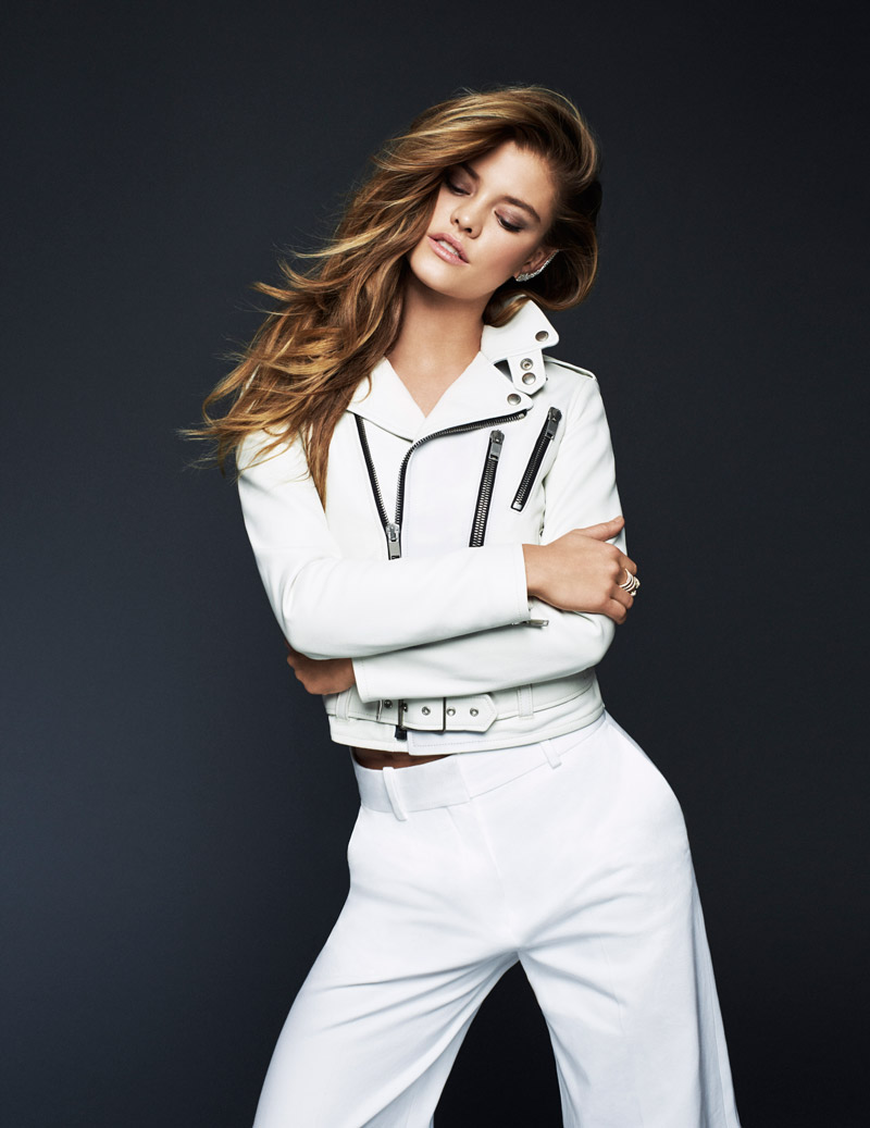 nina agdal editorialist Nina Agdal Stars on Editorialists Debut Print Issue Cover