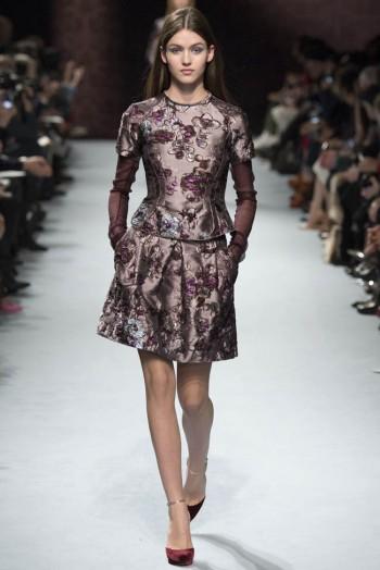 Nina Ricci Fall/Winter 2014 | Paris Fashion Week