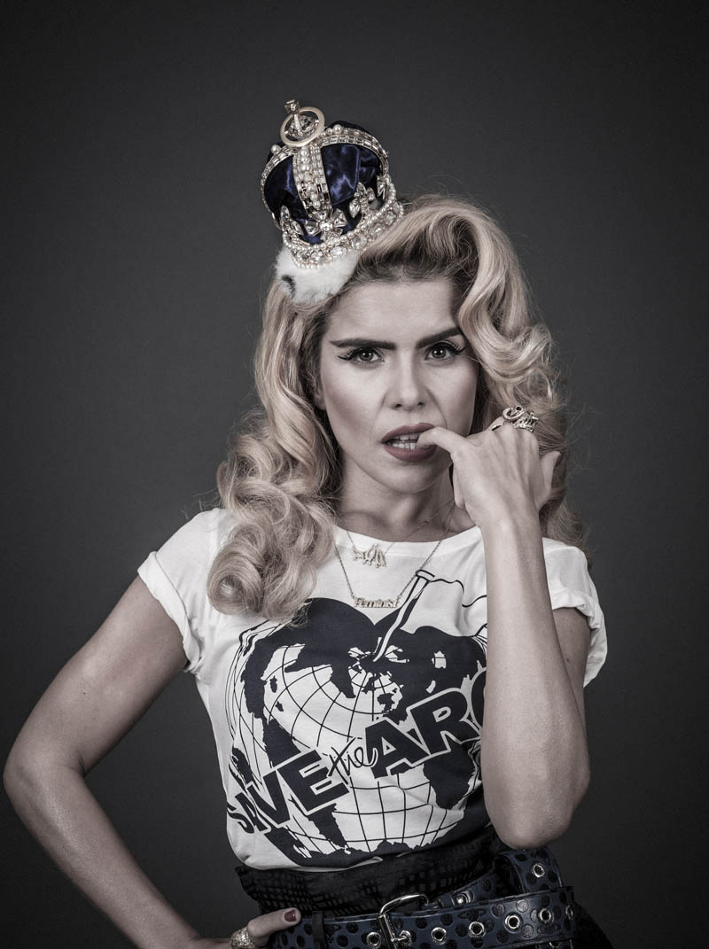 paloma faith Vivienne Westwood Enlists Georgia May, Jerry Hall + More for 'Save the Arctic' Campaign