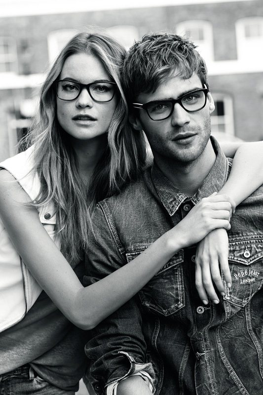 pepe jeans london springsummer 2014 campaign