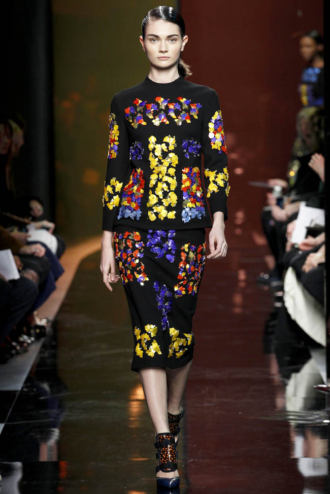 peter pilotto fall winter 2014 show27 Peter Pilotto Fall/Winter 2014 | London Fashion Week