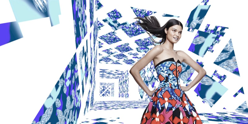 pilotto target campaign4 Shop the Peter Pilotto for Target Collection on Net a Porter
