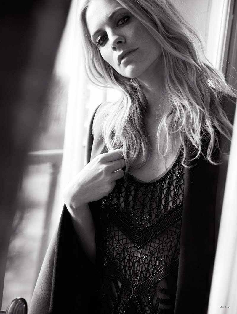 poppy delevingne emilio pucci5 Poppy Delevingne Gets Pucci Glam for Elle Norway by Asa Tallgard