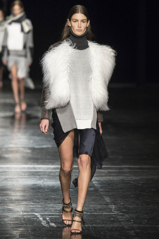 prabal gurung fall winter 2014 show1 Prabal Gurung Fall/Winter 2014 | New York Fashion Week