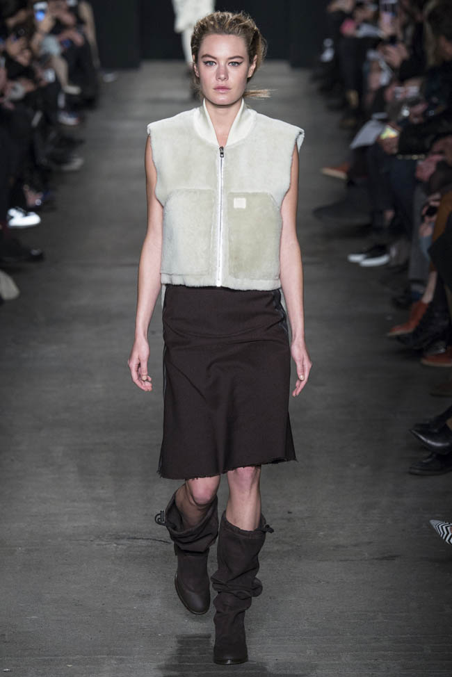 rag bone fall winter 2014 show1 Rag & Bone Fall/Winter 2014 | New York Fashion Week
