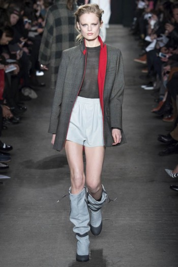 rag bone fall winter 2014 show18 350x524 Rag & Bone Fall/Winter 2014 | New York Fashion Week