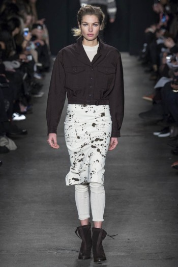 rag bone fall winter 2014 show2 350x524 Rag & Bone Fall/Winter 2014 | New York Fashion Week