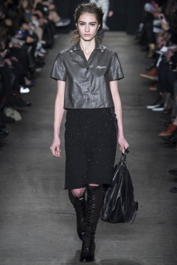 rag bone fall winter 2014 show27 350x524 Rag & Bone Fall/Winter 2014 | New York Fashion Week