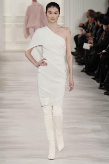 Ralph Lauren Fall/Winter 2014   New York Fashion Week