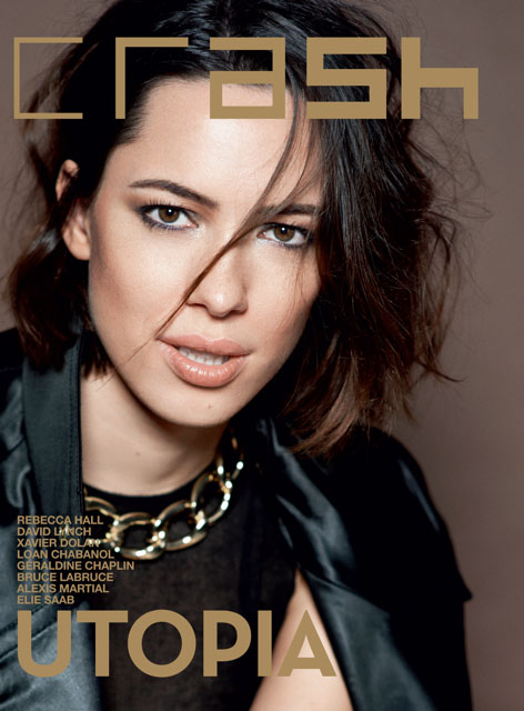 rebecca hall pictures1 Rebecca Hall Poses for Blossom Berkofsky in CRASH Magazine