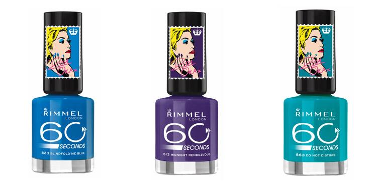 Rita Ora For Rimmel London Collection Fashion Gone Rogue