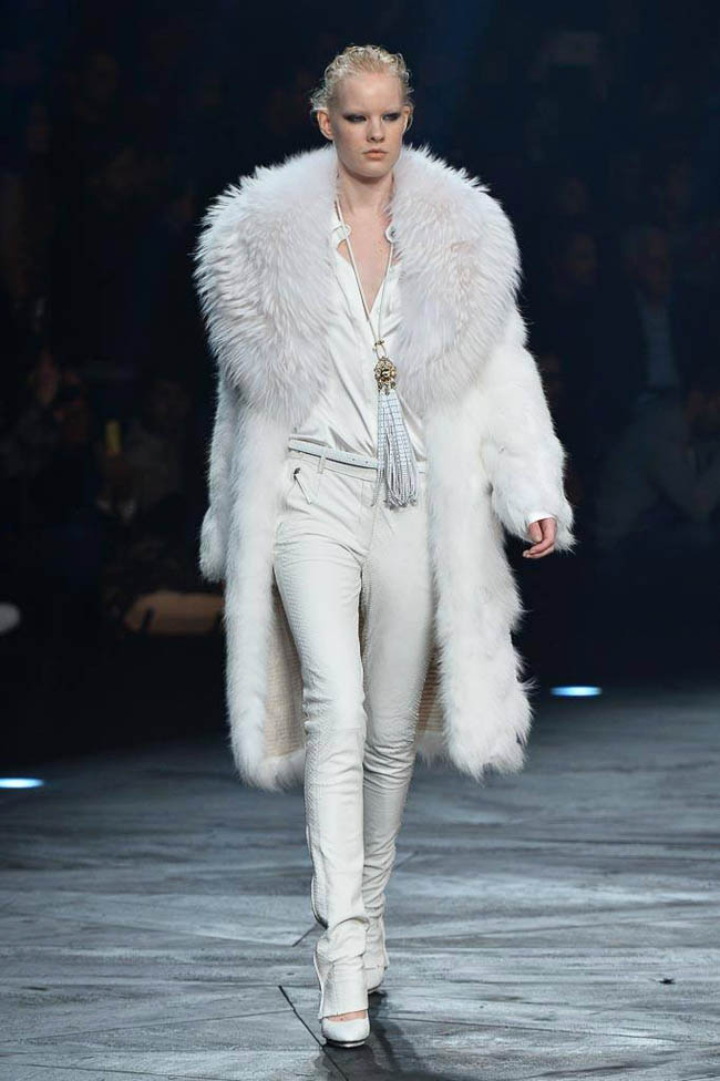 roberto cavalli fall winter 2014 show24 Top 5 Fall/Winter 2014 Trends From Paris, London, New York & Milan