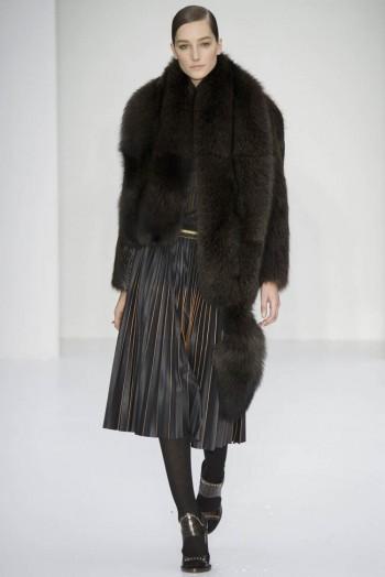 Salvatore Ferragamo Fall/Winter 2014   Milan Fashion Week