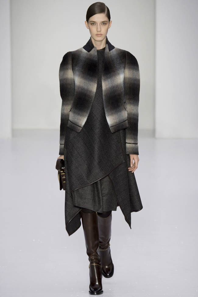 salvatore ferragamo fall winter 2014 show4 Top 5 Fall/Winter 2014 Trends From Paris, London, New York & Milan